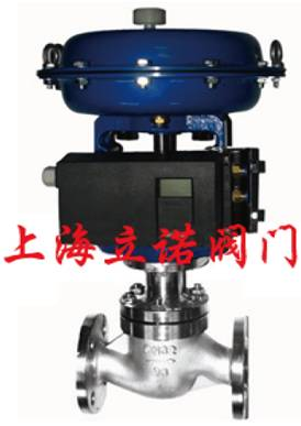 zjhp精小型气动薄膜单座调节阀图片
